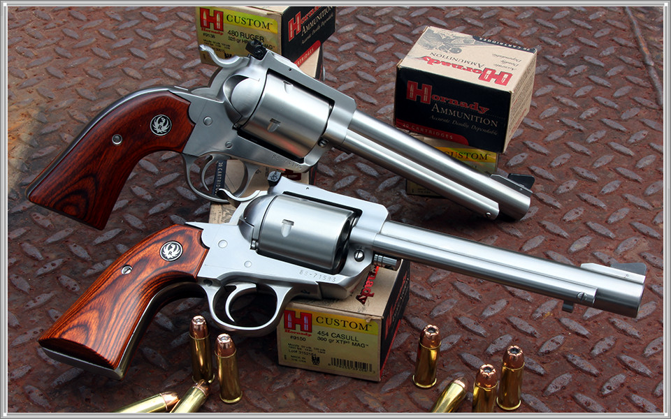 Factory Five Shot Ruger Single-Actions   Classic Arms Journal