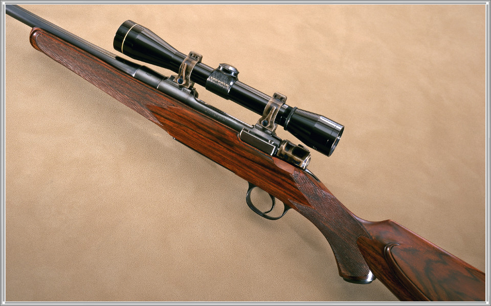 The Mauser/Licher Rifle | Classic Arms Journal