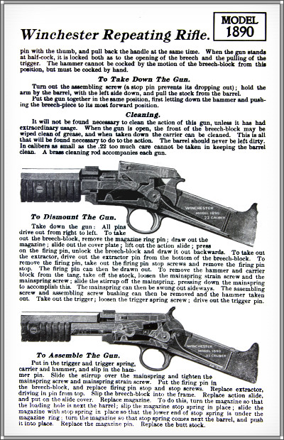 The Great Model 62 Winchester Rifle   Classic Arms Journal